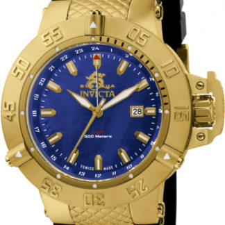 40bc439dc4b Relógio I-Force Collection 1516 Invicta – Ouro 18K ⋆ JDM Grifes
