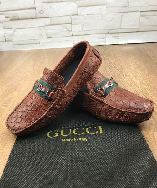 94815a68cd Mocassim Gucci Loafer Couro ⋆ JDM Grifes